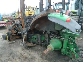 Šiuo Metu Mūsų Kieme Ardomi Traktoriai - nuotraukos Nr. 10