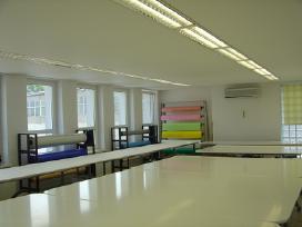 Įtempiamų lubų gamyba - nuotraukos Nr. 4