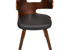 2 Valgomojo Kėdžių Komplektas, Medinis Rėmas