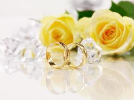 Klasikiniai vestuviniai žiedai pigiau - nuotraukos Nr. 4