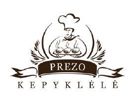 Pardavėja Prezo kepyklėlėje
