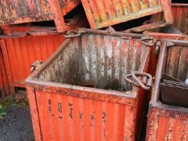 Metalinė dėžės