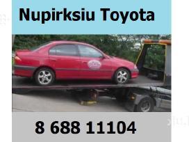 Nupirksiu Toyota Avensis