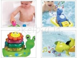 Kokybiški vonios žaislai