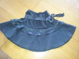 Juodas sijonukas