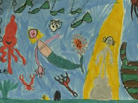 Vaikų, paauglių dailės pamokos šalia Akademijos