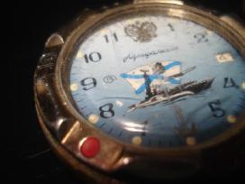 Rusiški laikrodžiai Komandirskije, Admiralskije. - nuotraukos Nr. 7