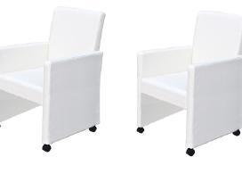 Dviejų Valgomojo Kėdžių Komplektas 60347 vidaxl