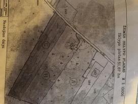 Parduodamas žemes sklypas 18 hektaru