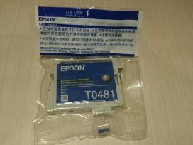 Epson originalios juodo rasalo kasetės po 0.5 eur
