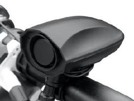 Labai garsus elektrinis dviračio skambutis - nuotraukos Nr. 3