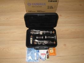 Medinis Klarnetas Yamaha 450 - nuotraukos Nr. 2