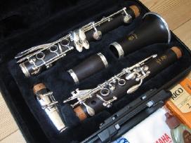 Medinis Klarnetas Yamaha 450 - nuotraukos Nr. 3