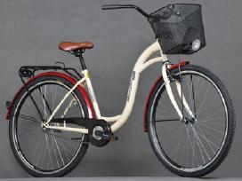 Nauji Moteriški miesto dviračiai - nuotraukos Nr. 4