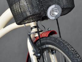 Nauji Moteriški miesto dviračiai - nuotraukos Nr. 7