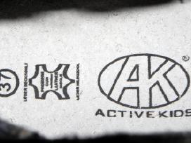 Vilniuje parduodami nauji batai Active Kids 37 38 - nuotraukos Nr. 9
