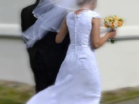 Nuostabi vestuvinė suknelė - nuotraukos Nr. 2