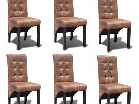 Valgomojo Kėdžių Komplektas 270554 vidaxl