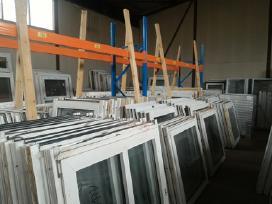 Nauji ir naudoti plastikiniai langai-durys pigiau - nuotraukos Nr. 5