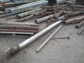 Metalai tekinimui,sijos,vamzdžiai,lakštai - nuotraukos Nr. 3