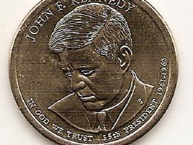 Jav doleris 2015 35 prezidentas J.f.kennedy