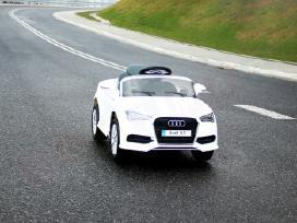 Elektromobilis vaikams Audi A3 Licenzijuotas - nuotraukos Nr. 2