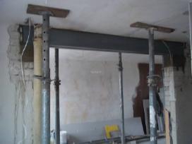 Rekonstrukcijos darbai