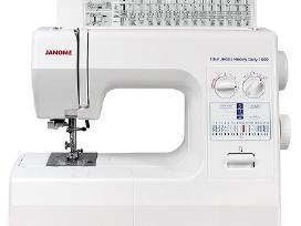 Janome (japonija) siuvimo mašinos, overlokai.