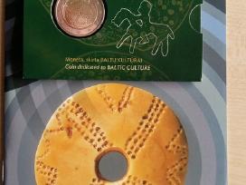 2016 m.moneta, skirta baltų kultūrai Bu