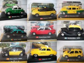 Taxi Amercom 1/43