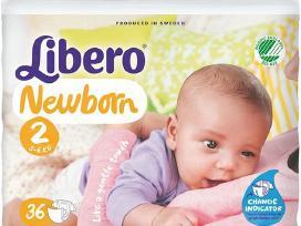 Libero Newborn, Comfort, Touch, Up&go, - atvezame - nuotraukos Nr. 3