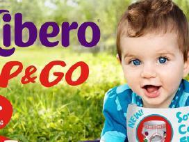 Libero Newborn, Comfort, Touch, Up&go, - atvezame - nuotraukos Nr. 4