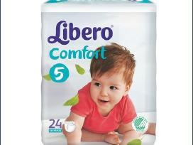 Libero Newborn, Comfort, Touch, Up&go, - atvezame - nuotraukos Nr. 2