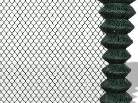 Tinklinė Tvora 1,5 x 25 m, Žalia, vidaxl