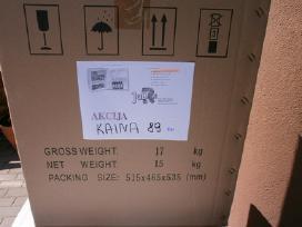 Nauji šalduvai Schlosser aukštis 52,5 cm