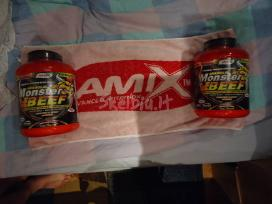 //Monster Beef Protein 2.2kg 40€ + dovanos - nuotraukos Nr. 3