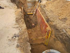 Vandentiekis ir kanalizacija