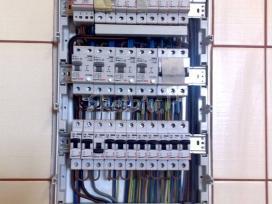Elektriko paslaugos kaune, Elektrikas kaune - nuotraukos Nr. 4