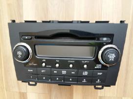 Originali Automagnetola Honda Cr-v 2007-2009m