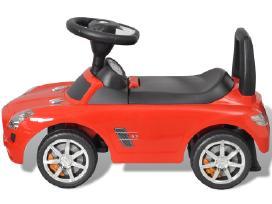 Mercedes Benz Vaikiškas Automobilis Paspirtukas