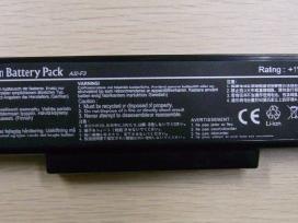 Originalios naudotos baterijos laptopams
