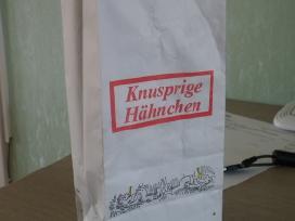 Termo maišeliai Vokiečių gamybos, karštam maistui - nuotraukos Nr. 3
