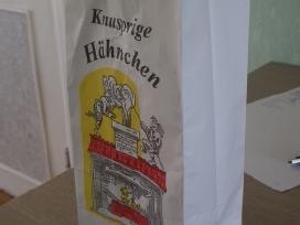 Termo maišeliai Vokiečių gamybos, karštam maistui