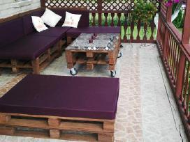 Lauko baldų čiužinukai ir pagalvės - nuotraukos Nr. 4