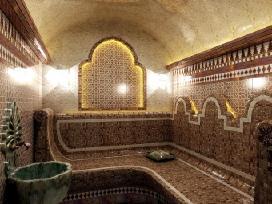 Turkiška garinė, sauna, pirčių įrengimas