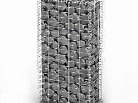 Gabionas, 100 x 50 x 30 cm, vidaxl