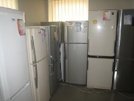 Mažai naudoti šaldytuvai