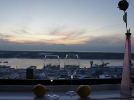 Panoraminis butas su vaizdu į jurą 25 aukste - nuotraukos Nr. 10