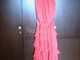 Išleistuvių ilga prabangi suknele