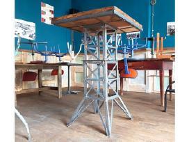 Baldai, stalai iš metalo (aliuminio, plieno)
